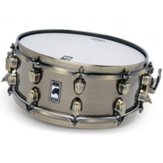 "Mapex Black Panther 'The Brass Cat' - 14""x5.5"" Brass Snare"