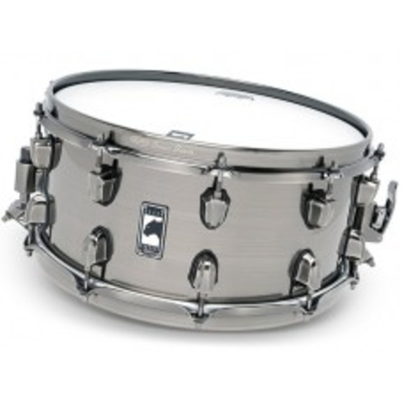 "Mapex Black Panther 'The Machete' - 14""x6.5"" Steel Snare"