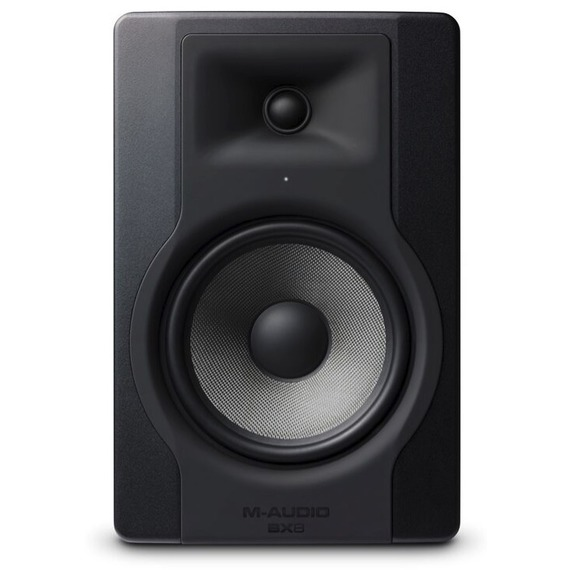 M-audio BX8 D3 - Bi-Amped Studio Monitor - SINGLE
