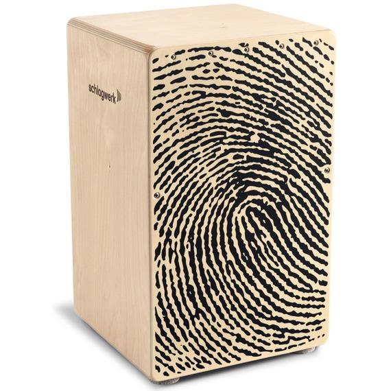Schlagwerk CP107 X-One Snare Cajon - Fingerprint