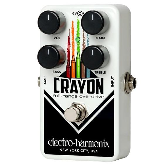 Electro Harmonix Crayon 69 - Overdrive Pedal