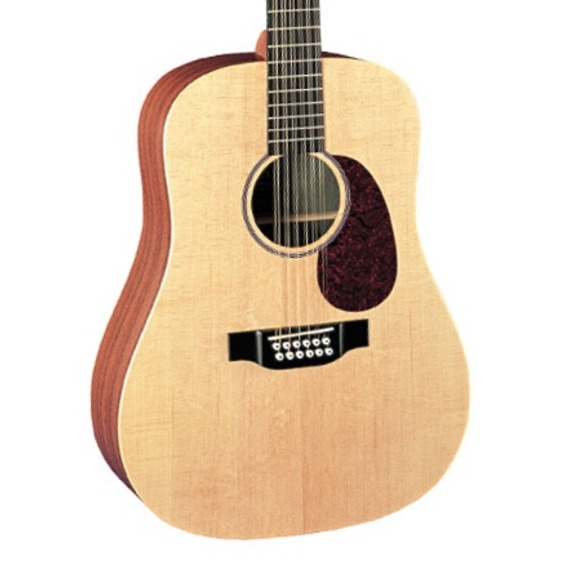 Martin D12X1AE X Series 12 String Electro Acoustic
