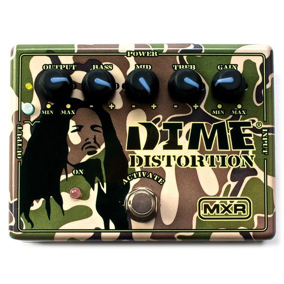 Mxr DD11 Dimebag Distortion