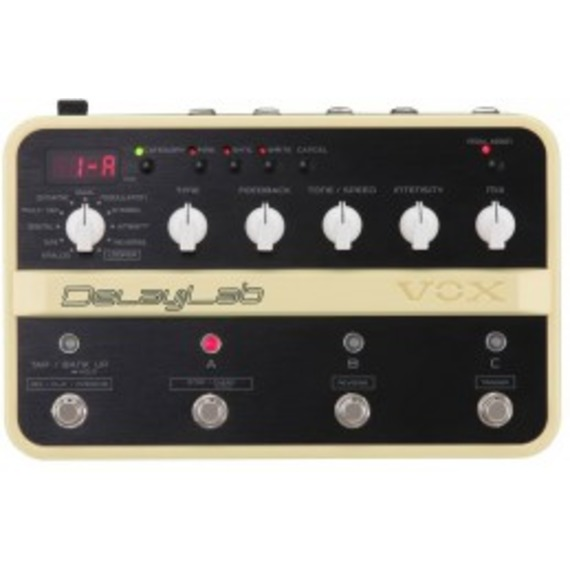 Vox DelayLab - Delay Effects Pedal