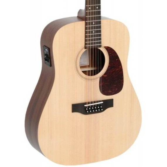 Sigma DM12E+ 12-String Electro Acoustic Guitar