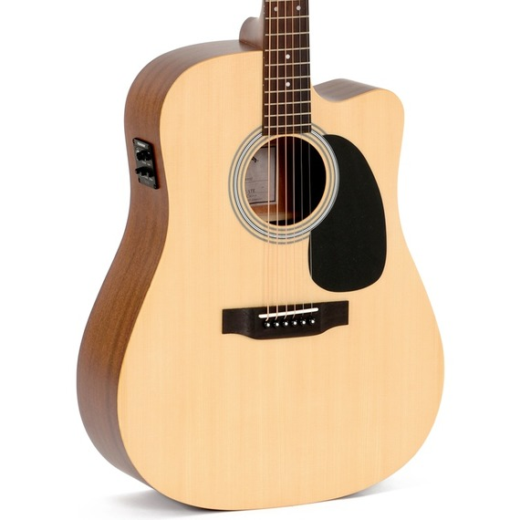 Sigma DMCSTE ST Series Cutaway Electro Acoustic