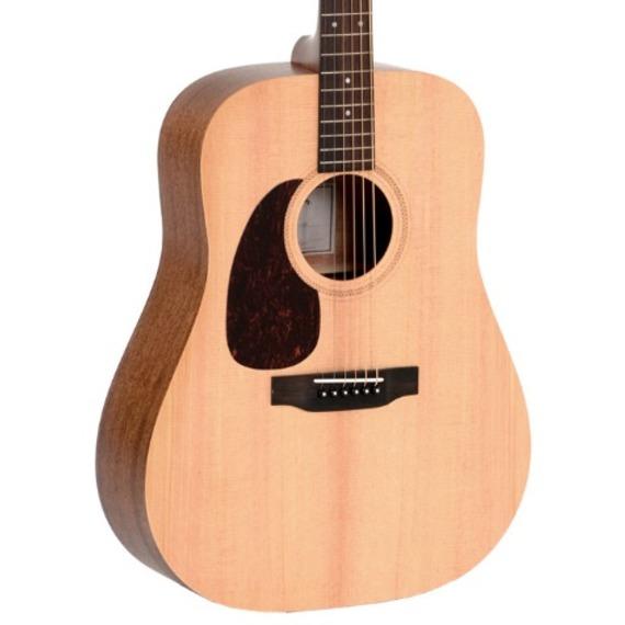 Sigma DMEL+ Left Handed Acoustic Guitar