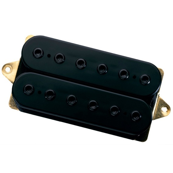 Dimarzio DP151 PAF Pro - F Spacing - Black