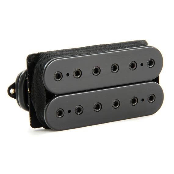 Dimarzio DP158 Evolution Neck - F Spacing - Black