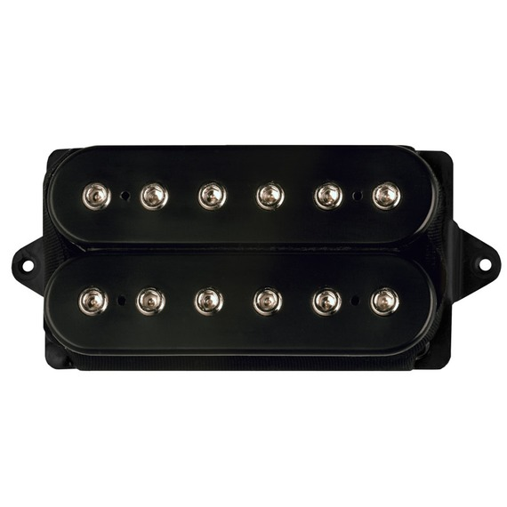 Dimarzio DP166 Breed Bridge - F Spacing - Black