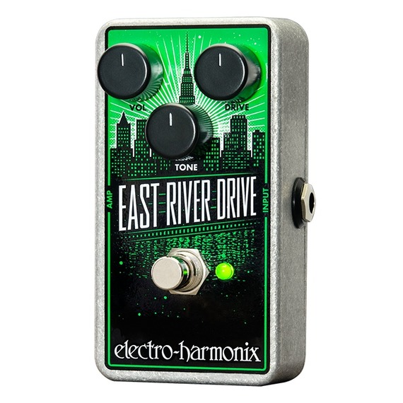 Electro Harmonix East River Drive - Overdrive Pedal
