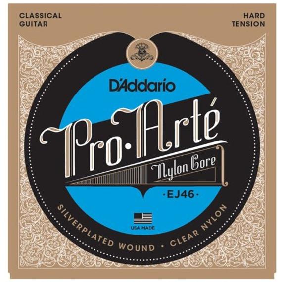 D'addario EJ46 Pro Arte Classical Guitar Strings - Hard Tension