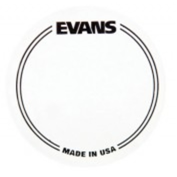 Evans EQ Patch Clear Plastic - Single