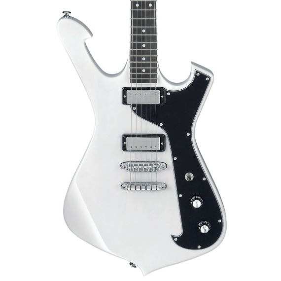 Ibanez FRM200 Paul Gilbert Signature Fireman Electric Guitar - White Blonde