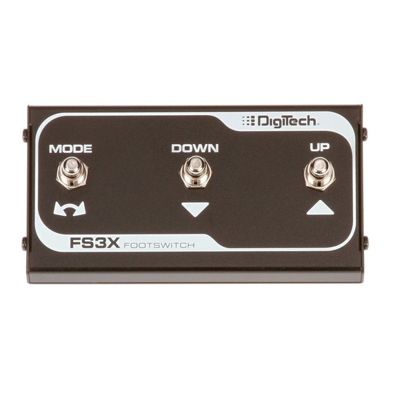 Digitech Footswitch TRIO, Jimi Hendrix And Jam Man Pedals