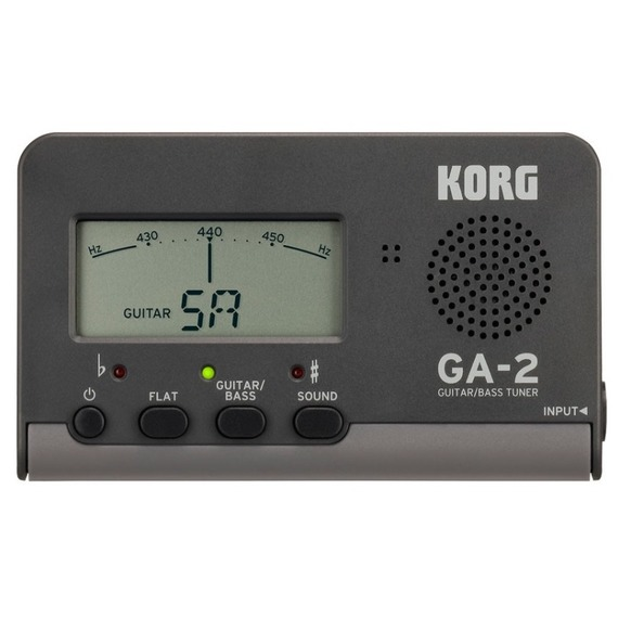 Korg GA2 Guitar/Bass Tuner