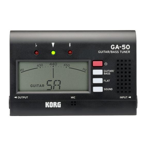 Korg GA50 Guitar/Bass Tuner