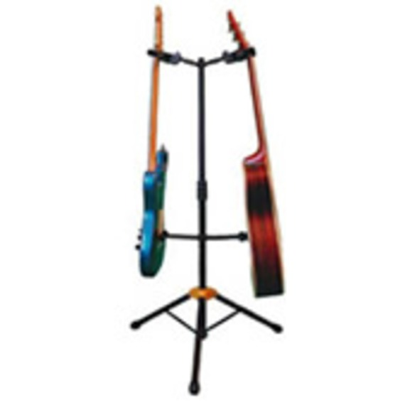 Hercules GS422B Double Auto Grab Guitar Stand