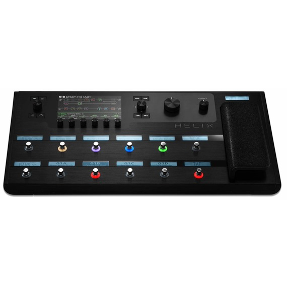 Line 6 Helix Floor Guitar Processor / Multi-Effects Unit