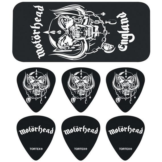 Jim Dunlop Pick Tin - Warpig 0.88