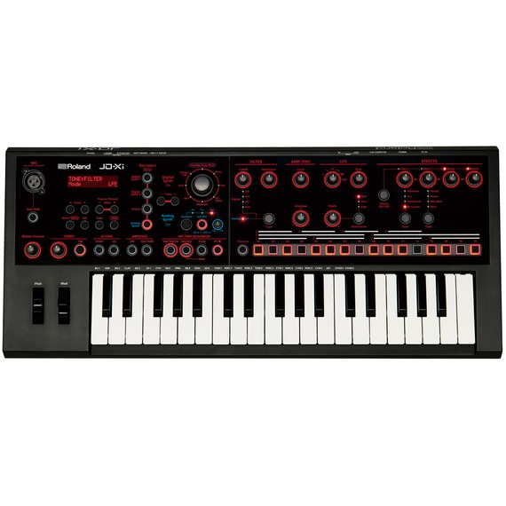 Roland JD-Xi Analog / Digital Crossover Synth