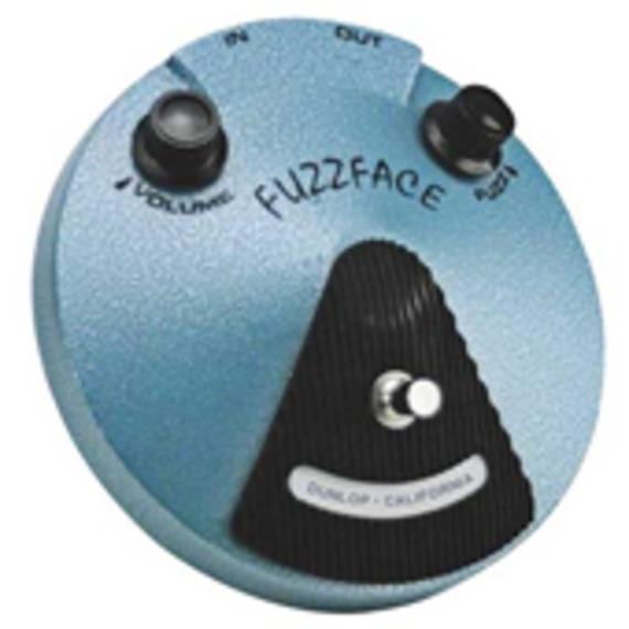 Jim Dunlop Jimi Hendrix Authentic Analog Series - JHF1 Fuzzface