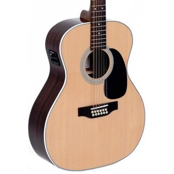 Sigma JM12-1STE+ 12-String Electro Acoustic Guitar