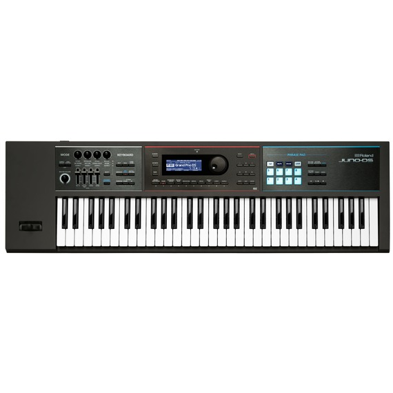 Roland JUNO DS61 Synthesizer - 61 Note Synth Keys