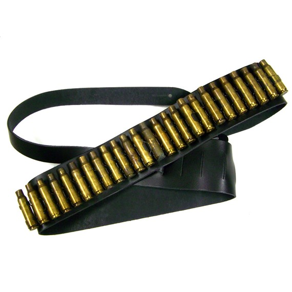 Leather Graft Bullet Strap