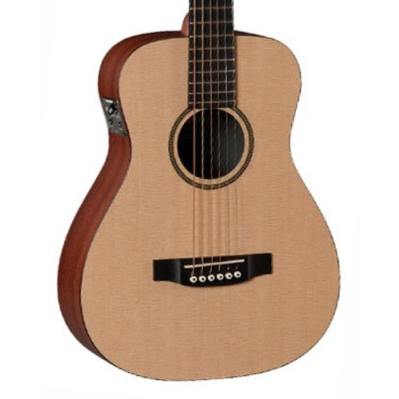 Martin X Series Little Martin Electro Acoustic Guitar