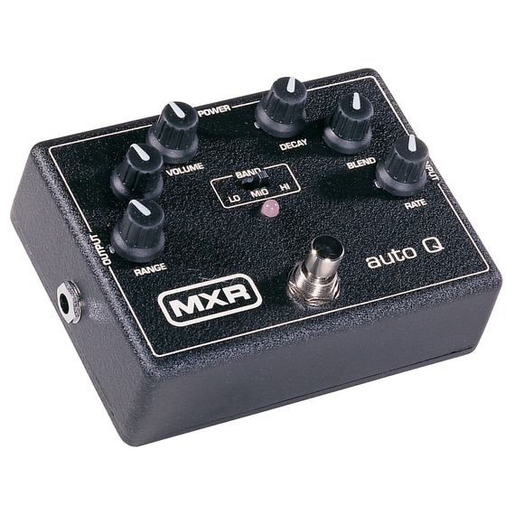 Mxr M120 Auto Q Envelope Filter