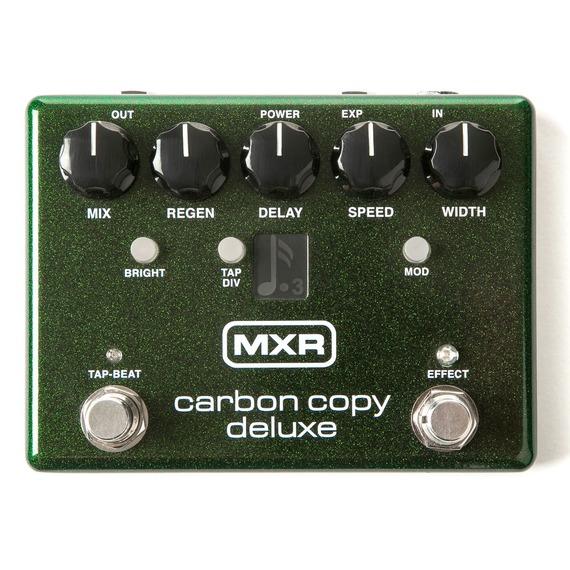 MXR M292 Carbon Copy DELUXE Analogue Delay