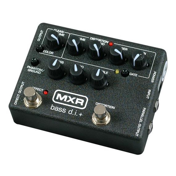 MXR M80 Bass DI+ Distortion Direct