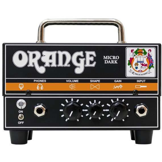 Orange Micro DARK - 20w Hybrid Head