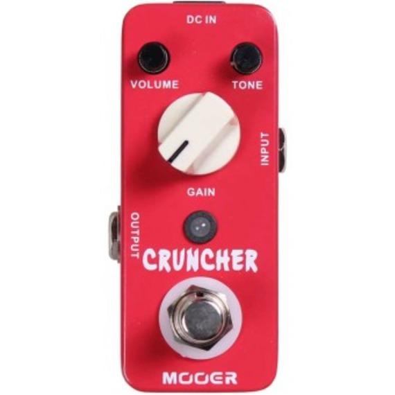 Mooer Cruncher Distortion Pedal