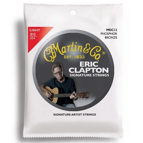 Martin MEC12 Clapton's Choice Phosphor Bronze 012 -054