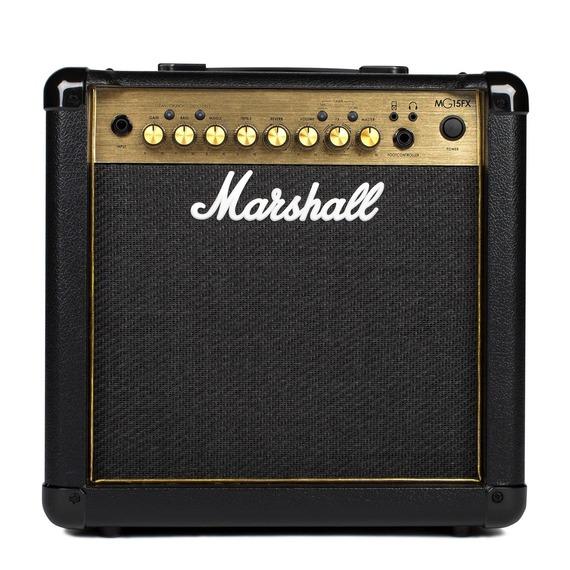 Marshall MG15GFX Gold Series - 15 Watt Guitar Combo with Effects