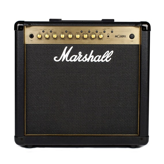 Marshall MG50GFX Gold Series - 50 Watt Guitar Combo with Effects