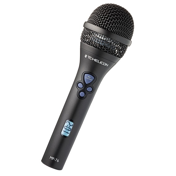 Tc Helicon MP-76 Mic with Advanced Mic Control