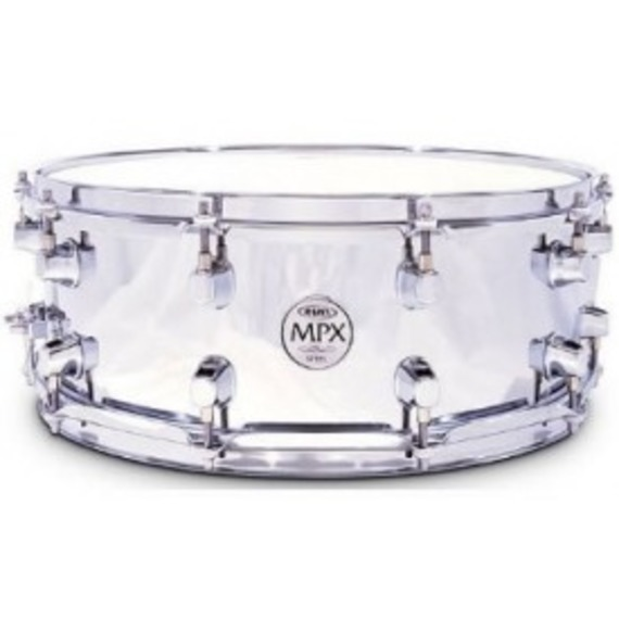 """Mapex MPX Series - Steel Snare - 14"""" x 5.5"""""""