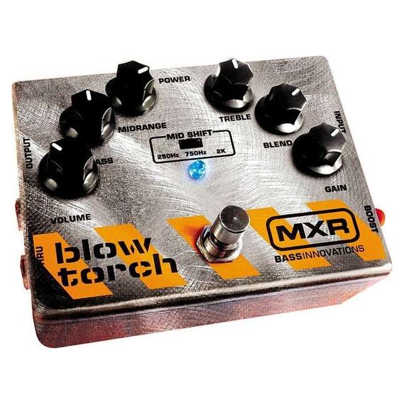Mxr M181 Bass Blow Torch Distortion/Fuzz