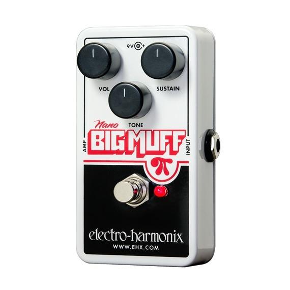 Electro Harmonix NANO Big Muff Pi - Distortion