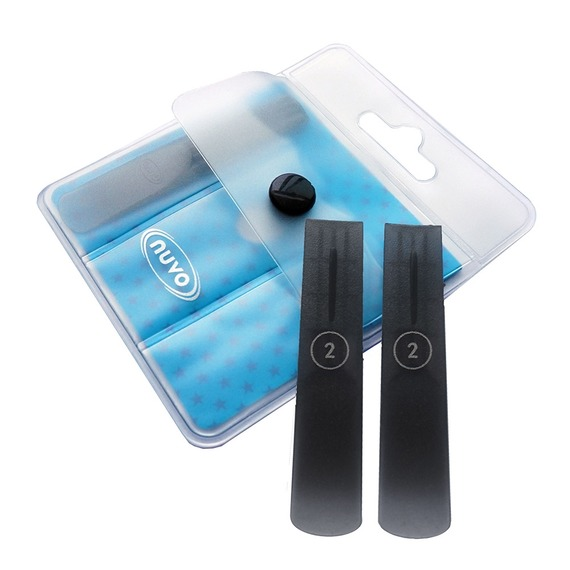 Nuvo Clarineo / Dood / jSax Reed 3 Pack - 2