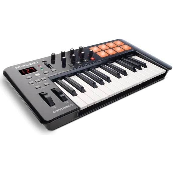 M-audio Oxygen 25 USB / MIDI Controller Keyboard