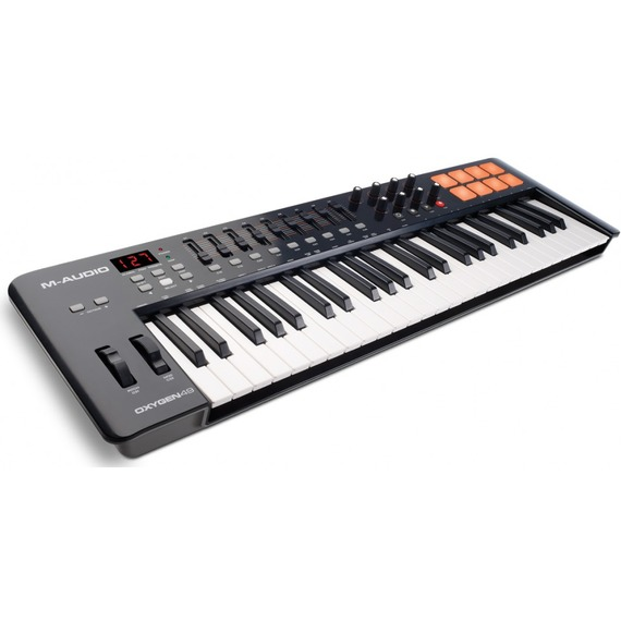 M-audio Oxygen 49 USB / MIDI Controller Keyboard