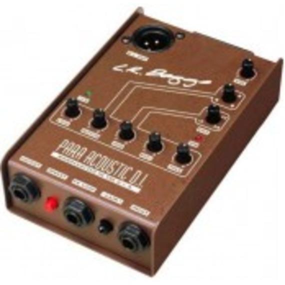 Lr Baggs Para DI - Studio Quality Acoustic Direct Box