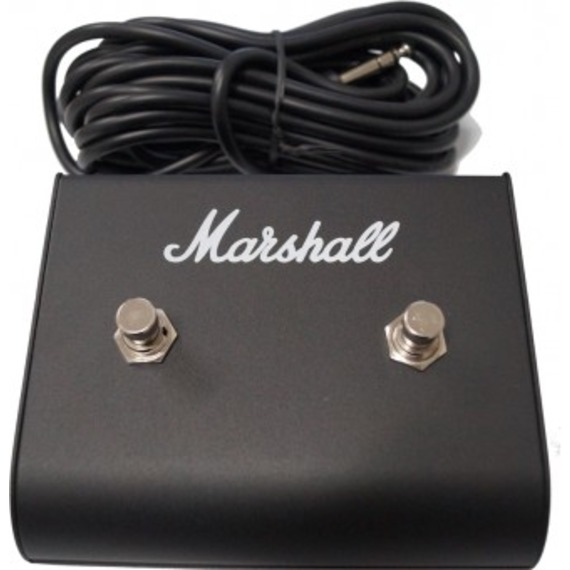 Marshall PEDL91004 Dual Latching Footswitch - NO LED