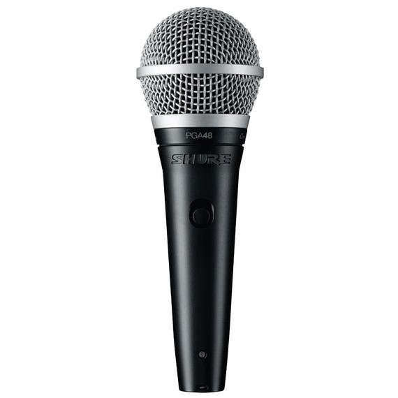 Shure PGA48 Vocal Microphone - Jack-XLR