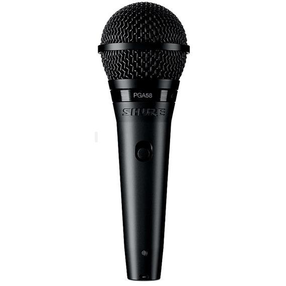 Shure PGA58 Vocal Microphone - XLR-XLR