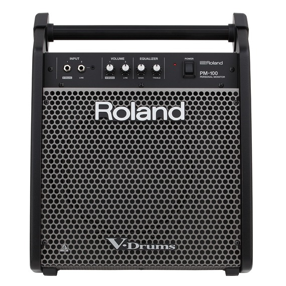 Roland PM100 V-Drums Electric Drum Amp - 80 Watts